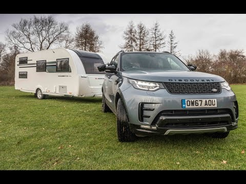 Land Rover Discovery TD6 tow car review: Camping & Caravanning