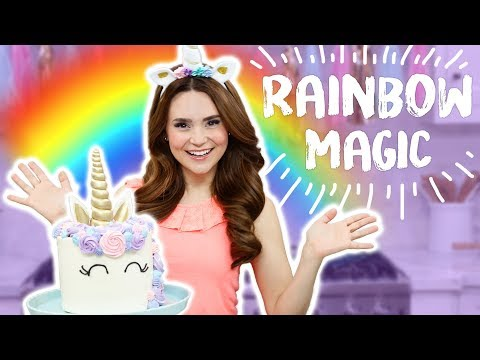 RAINBOW MAGIC - Official Song (Rosanna Pansino ft Schmoyoho)