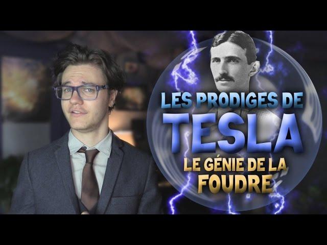 BULLE : Les Prodiges de Tesla - Le Génie de la Foudre