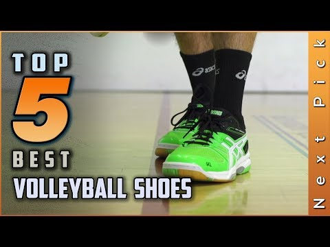 Top 5 Best Volleyball Shoes Review in 2020