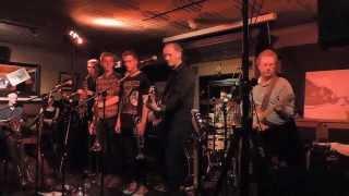 Overland Express - Radioland Murders (live excerpt, 2014-06-14)