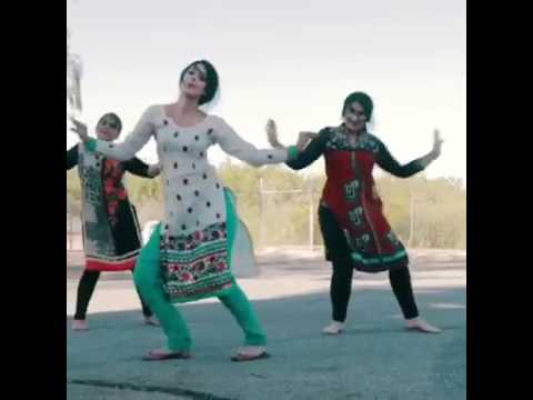 Punjabi Kudi Da Mast Dance