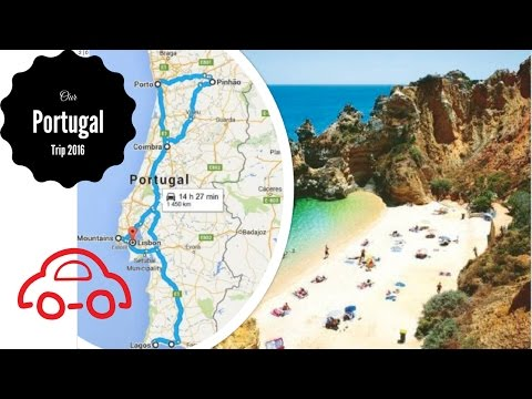 Our Portugal Road Trip 2016