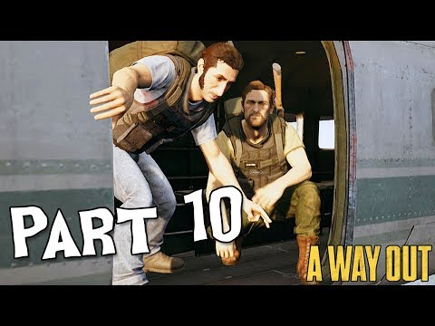 A WAY OUT - Fun Times In Mexico!! [Co-op w/ Kazman - Part 10]