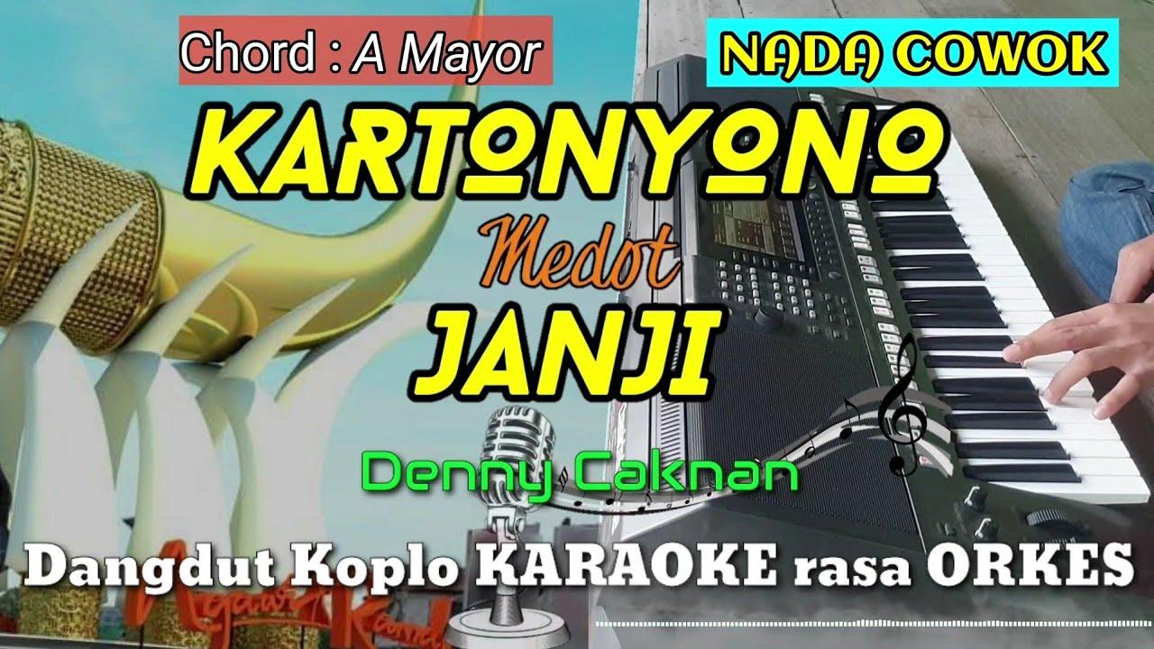 KARTONYONO MEDOT JANJI - Dangdut Time cover Versi Dangdut Koplo KARAOKE rasa ORKES Yamaha PSR S970