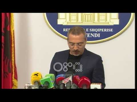 Ora News - Saimir Tahiri dorëzon mandatin, sulmon Berishen, Meten, Xhafaj. Fjala e plote