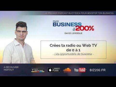 [LIVE #10] GUIDE ULTIME pourquoi & comment créer sa chaine WebTV/Radio