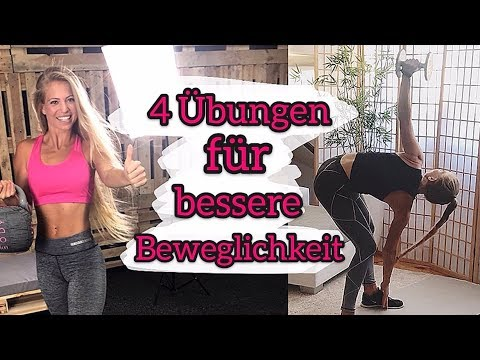 beweglichkeit verbessern 4 home workout bungen challenge tag 3 bikini bauch beine po youtube. Black Bedroom Furniture Sets. Home Design Ideas