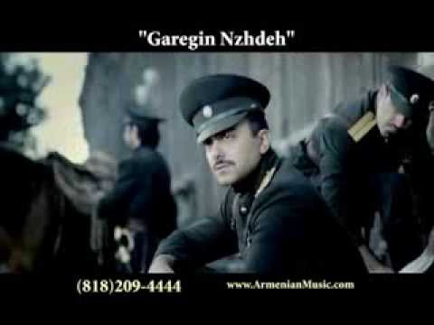 GAREGIN NZHDEH ARMENIAN MOVIE BY HRACH KESHISHYAN ON DVD IN USA BY HAMIK G MUSIC PROD