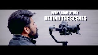 Every Exam Story Behind The Scenes | Bloopers Of By Our Vines  & Rakx Production 2019 New