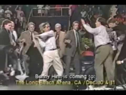 Donu0027t Let Me Down. Benny Hinn And The Magic Coat! Yawheh YahwhaY