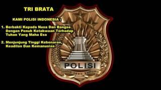lagu hymne POLRI - 2017