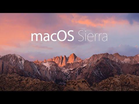 Windows'tan Apple'a, macOS Sierra incelemesi