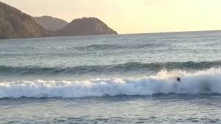 伊豆Geo旅2 大浜サーフィン