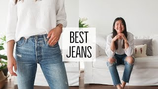 BEST JEANS | TRY-ON