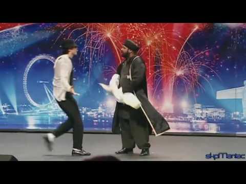 Signature Dancing on Britain's Got Talent