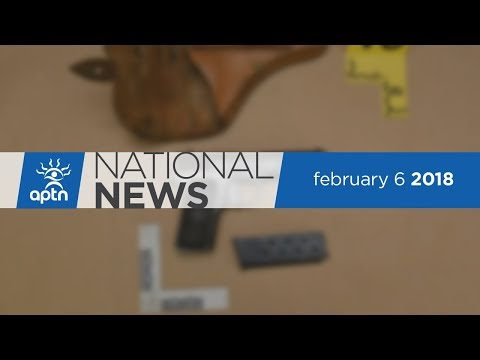 APTN National News February 6, 2018 – Arguments At Stanley Trial Concluded, Beyak Removal Petition