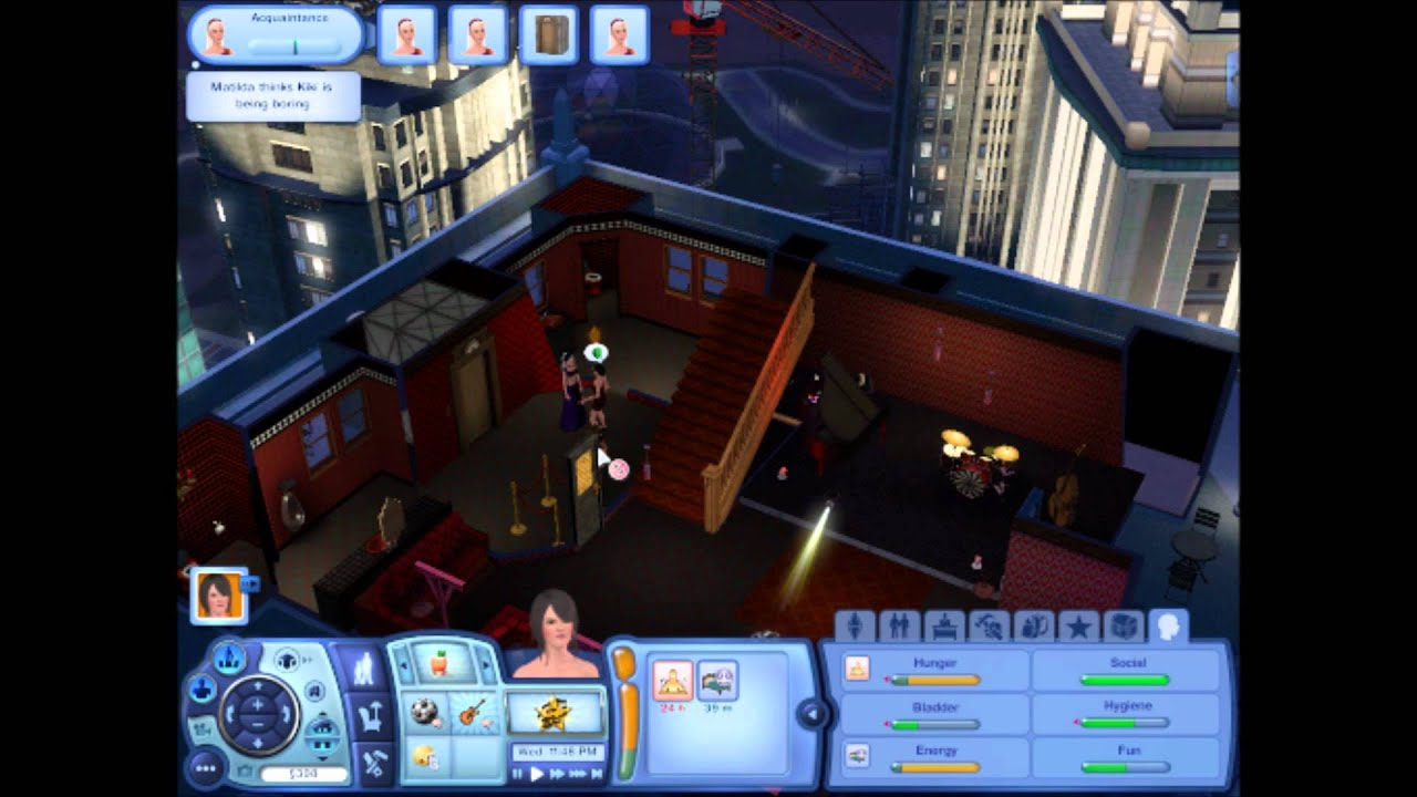 Download Let's Play The Sims 3 Episode 5 - Who Needs a Roof?