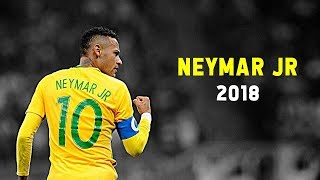 Neymar JR 2018 ⚽ Neymar Skills and Goals | Best Music Football Mix #1