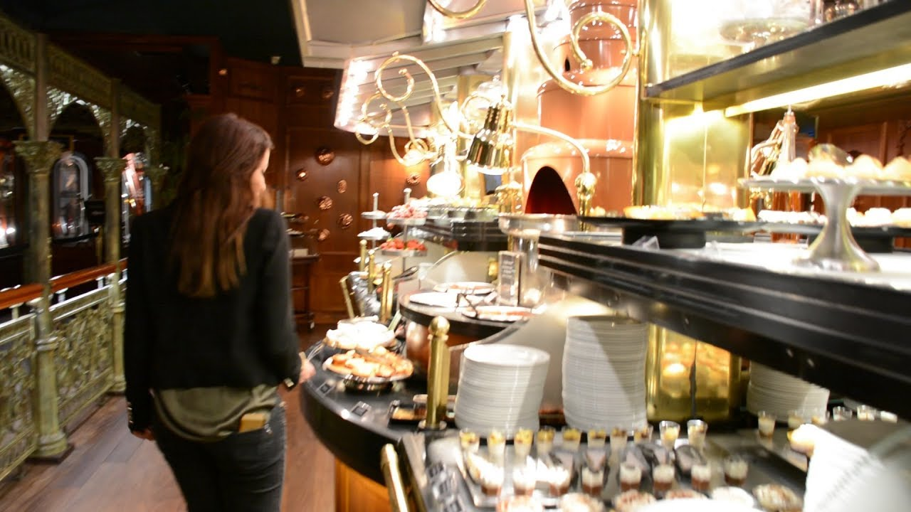 Visite Des Grands Buffets Plus Grand Buffet à Volonté En Europe Youtube