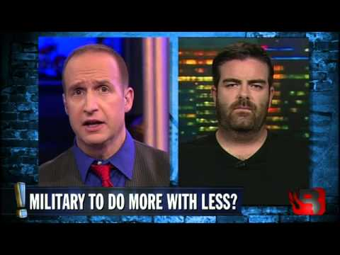 Andrew Wilkow: Brandon Webb and Terry Schappert: US Troops in the Middle East