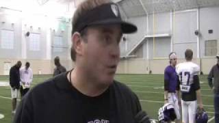 Daily Skiff Exclusive: Gary Patterson Pre-Bowl Interview