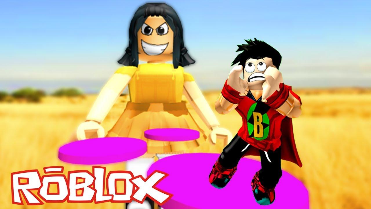 SQUİD GAME OBBY 🥵 Roblox Escape Parkour