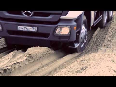 Тест-драйв Mercedes-Benz в Сургуте