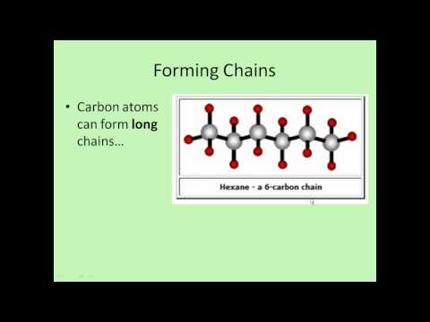 Organic Chemistry: A Brief Overview