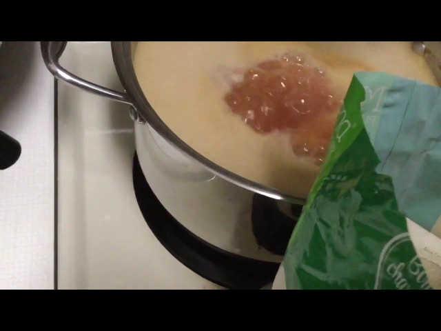 Quanh Bếp ở Mỹ: Lam Nuoc So Ri Uong 9/11 (Acerola Cherry Juice) - NVTC2