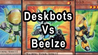 Deskbot Heavyweights Vs Beelze