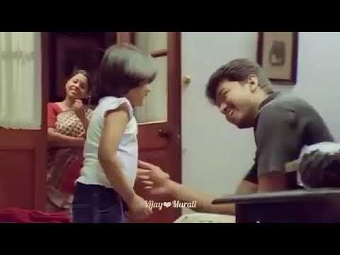 Ilaiyathalapathy Vijay best dialogue about mother 😍😍😘