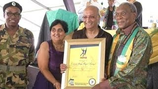 MK veterans honoured