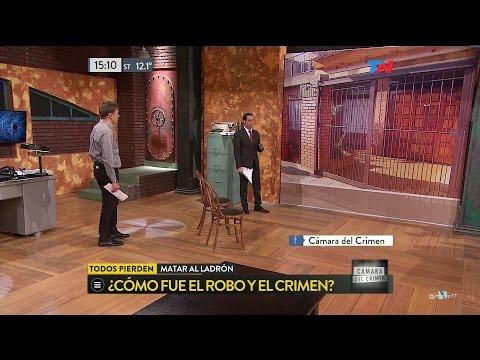 """""""El caso del médico Villar Cataldo"""" en """"Cámara del crimen"""" con I.G.Prieto y S.Domenech - 03/09/16"""