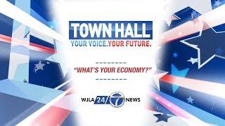 AW mairie 3-18-19 TH ''de Votre Voix, de Votre Avenir – Ce qui est de Votre Économie?''
