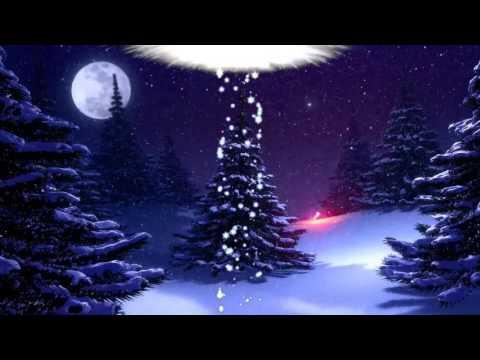 Сказочно красивый футаж 'С РОЖДЕСТВОМ ХРИСТОВЫМ!!!'. Бесплатно - Как поздравить с Днем Рождения