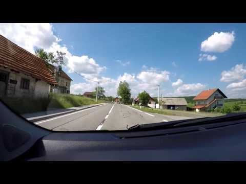 Driving with Scottman895: D1 NB (Plitvice Lakes to Rastoke, Croatia)