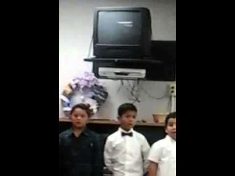 Tivo at Eagle Canyon Elementary School 2
