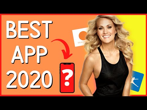 Top 5 Best Weight Loss Apps in 2020 | Carrie Underwood Uses #1