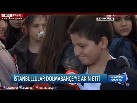 Hafta Sonu- 10 Kasım 2018- Seda Anık- Ulusal Kanal