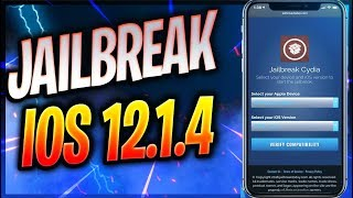 Jailbreak iOS 12.1.4 - How To Jailbreak iOS 12.1.4 - Cydia iOS 12.1.4 *March 2019*