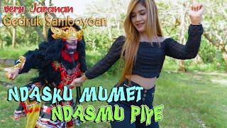 Download lagu Versi Jaranan - Ndasku Mumet Ndasmu Piye - Rika Candy -  Gedruk Samboyoan   Rakha Musik