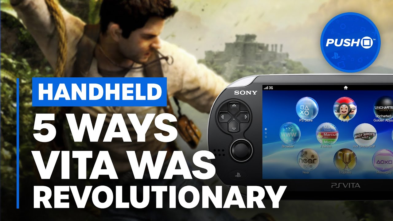 5 Ways the PlayStation Vita Was Ahead of its Time | PS Vita