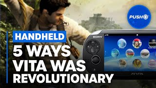 5 Ways the PlaySтation Vita Was Ahead of its Time | PS Vita