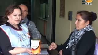 San Marcos se suma a colecta pública de la Liga Peruana de Lucha contra el Cáncer 2013
