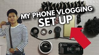 PHONE VLOGGING ACCESSORIES