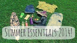 Summer Essentials 2014! | InTheLandOfStyle Thumbnail