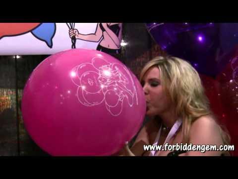 balloon popping vk