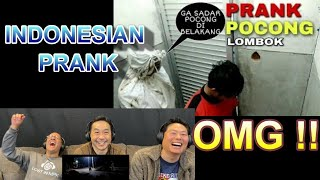INDONESIAN PRANK - Reaction