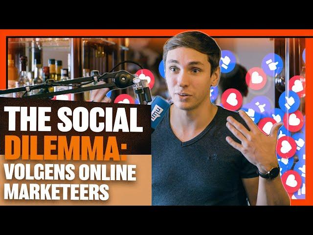 The Social Dilemma door de ogen van online marketeers